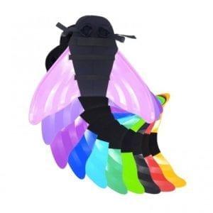 Sun Tails Nunui monovin. Voor deze monovin heb je geen zeemeerminnenstaart nodig. Verkrijgbaar in verschillende kleuren.