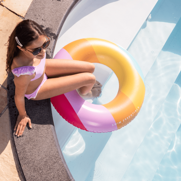 Swim Essentials rainbow Zwemband